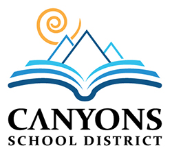 Canyons Color Logo Square Small