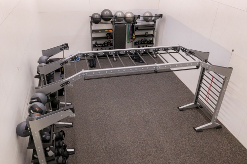 Did you know that CHRC has a new cross fitness room?