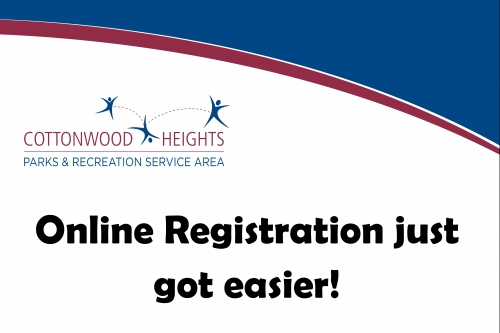 Please Be Aware That Our New Activity Registration URL Is: chprsa.activityreg.com