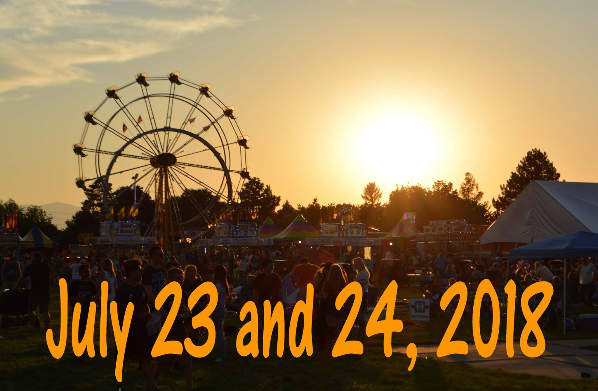 Are you ready for Butlerville Days on July 23rd and 24th? Remember to apply for the activities online.