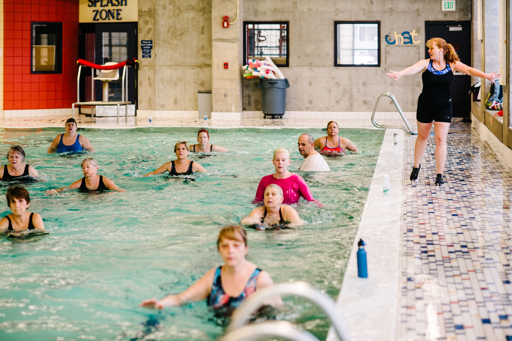Water Aerobic Classes