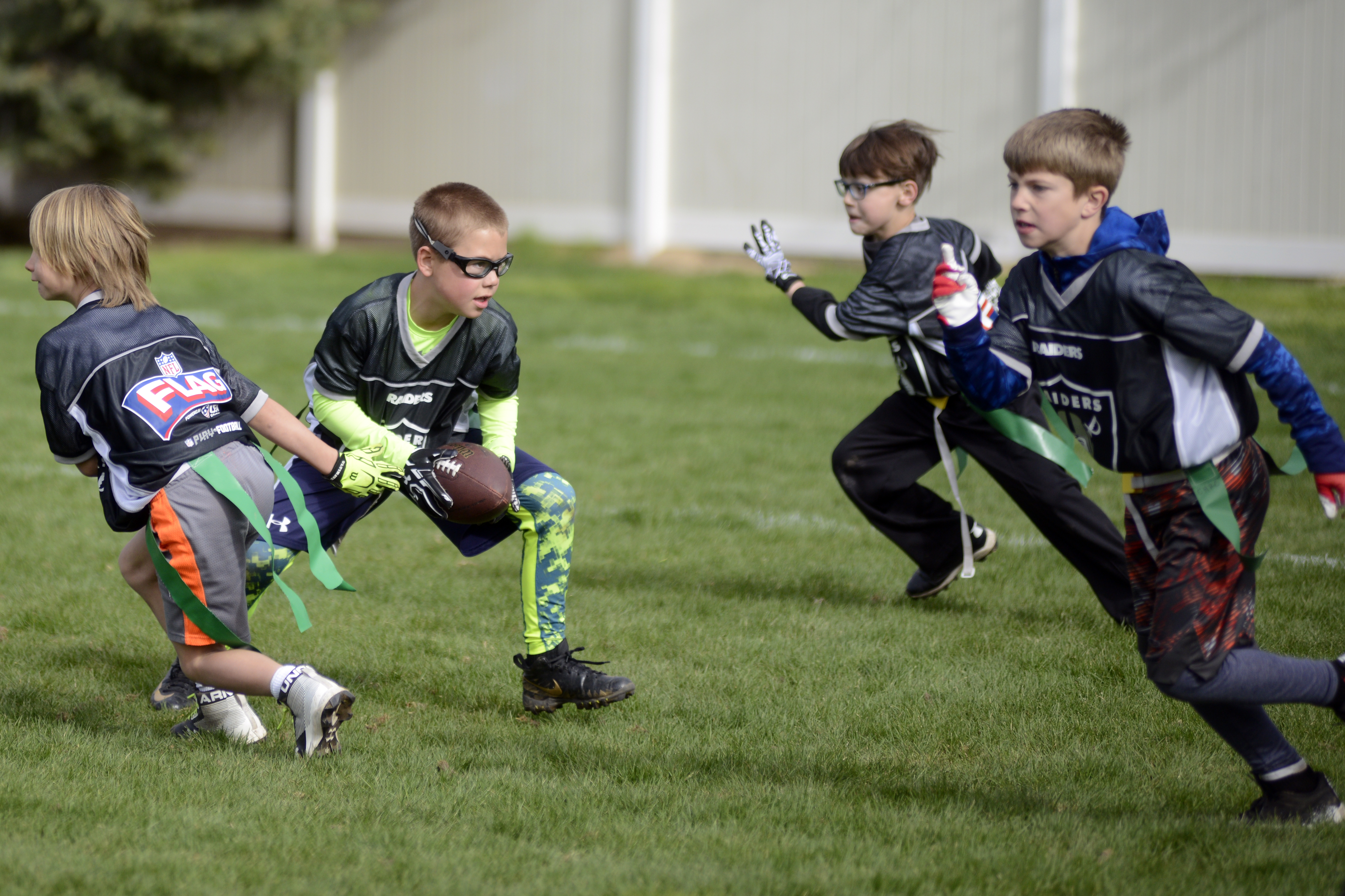 Remember that flag football registration has started!